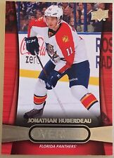 Jonathan Huberdeau ROOKIE Card 2013-14 UD Overtime #23 Florida Panthers