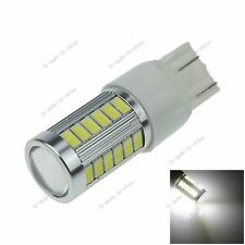 1X White 7443 7440 33 5730 SMD LED Brake Turn Signal Rear Light Bulb Lamp G024