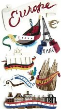 Jolee's Boutique Stickers - Europe Large  #1358