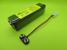 2500mA Tx BATTERY FITS JR SPEKTRUM Z-1 XR2i XR3i / 2508B-9V / MADE IN USA