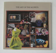 THE ART OF THE MUPPETS exhibition book + Science Museum Minnesota poster