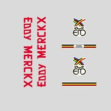 Eddy Merckx Faema Theme Bicycle Decals, Transfers, Stickers n.110