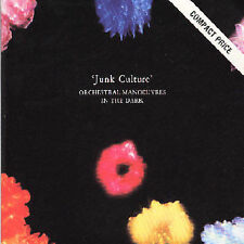 Junk Culture by Orchestral Manoeuvres in the Dark (O.M.D.) (CD, Aug-1998, Emi...