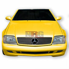 SL Class 90-02 Mercedes Benz R129 AMG style Poly Fiber front bumper body kit