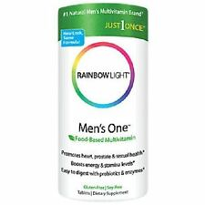 Rainbow Light Men's One Food-Based Multivitamin