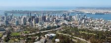 San Diego Downtown, Coronado, Balboa Park, Pt. Loma, Aerial Poster #11