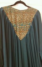 KAFTAN Abaya Jilbab Arabian women long Dress EID MUBARAK