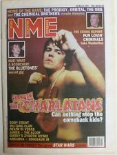 Charlatans / Prodigy / Orbital / Body Count-NME22.3.97