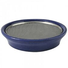 Watercress Sieve Cress Strainer Seeds Germination Sprouter 4.70inch (12cm) blue