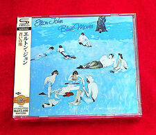 ELTON JOHN BLUE MOVES JAPAN 2 SHM CD NEW OUT OF PRINT UICY-20432-3