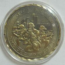 Singapore Armed Forces Best Unit Competition Training Excellenge Coin 2008