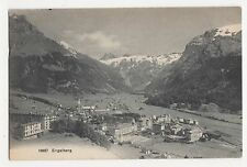 Switzerland, Engelberg Postcard, A860