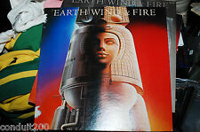 EARTH WIND AND FIRE 1981 JAPAN MASTER ON AUDIO BOX SET EX W.INSERTS vinyl
