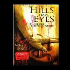 DVD * THE HILLS HAVE EYES * TOTAL UNCUT FSK18  NEU & OVP 2006 * UNRATED US *