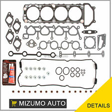 Fit 1993-2001 Nissan Altima 2.4 DOHC 16V KA24DE Head Gasket Set