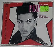 PRINCE KISS Extended SEALED IMPORT CD France R&B POP SOUL funk purple rain lp