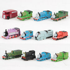 "12 x Cake Toppers Mini Figures Thomas The Tank Engine & Friends 2""/3cm - 5cm"