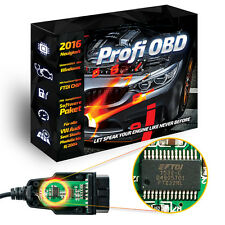OBD2 VAG KKL 409,1 VAG COM FTDI CHIP USB Car Scanner Diagnostic Tool VW Group