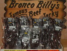 BRONCO BILLY'S BEEF JERKY 1 LB Original Old Country Our Best Seller