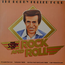 BOBBY FULLER FOUR    STORY OF ROCK AND ROLL    PRESIDENT 25154 LP (Y33)