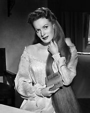 MAUREEN O'HARA IN 'LADY GODIVA OF COVENTRY' - 8X10 RARE PUBLICITY PHOTO (ZY-091)