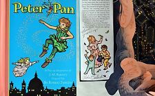 Robert Sabuda SIGNED & LINED~Peter Pan~ Pop-Up Book~RARE 1st/1st!!