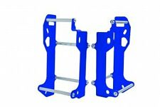 Yamaha WR450F WRF450 2003 2004 2005 2006 Blue Radiator Braces Guards