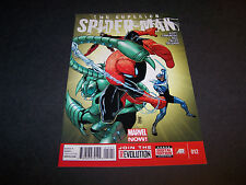 THE SUPERIOR SPIDER-MAN #12 MARVEL NOW! PETER IS DEAD DOC OCK NEW AMAZING SPIDEY