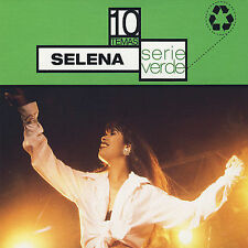 Serie Verde by Selena (CD, Sep-2007, Latin Special Markets) FACTORY SEALED