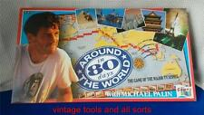 AROUND THE WORLD IN 80 DAYS  WITH MICHAEL PALIN 1992 BOARD GAME
