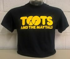 Toots and the Maytals 'Black'  T-shirt