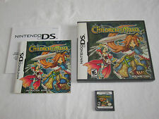 Children of Mana (Nintendo DS) Square Enix Game Complete LN Perfect Mint!