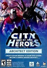 City of Heroes: Architect Edition  (PC, 2009)