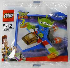 LEGO DISNY PIXAR TOY STORY 3 ALIEN AND SPACE SHIP 30070