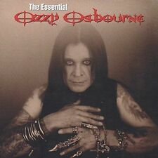 Ozzy Osbourne / The Essential Ozzy Osbourne (CD) ONLY ONE DISC w/13 tracks GREAT