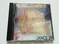 CD - DEEP DANCE 29 - Magic Sound Mega-Mix RAR - wie SHARK ATTACK Strictly Dance
