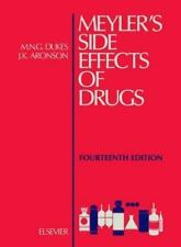 Meyler's Side Effects of Drugs, Volume 14, Fourteenth Edition-ExLibrary