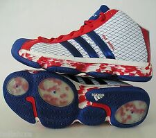 PLAYERS EDITION~Adidas PRO MODEL 2010 STUCKEY crazy Basketball quick Shoe~Men 13