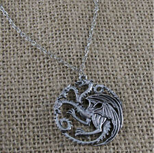 Attractive Pendant Game of Thrones Targaryen A Song of Ice and Fire Necklace
