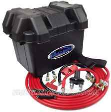 MAZDA ROTARY R100 RX2 RX3 RX4 RX5 RX7 RX8 323 626 929 BATTERY RELOCATION KIT