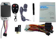 Coban Motorcycle Car Waterproof GPS Tracker SPY Remote Control Tracking 9-40V D