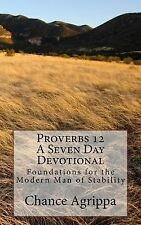 Proverbs 12 - a Seven Day Devotional : Foundations for the Modern Man of...
