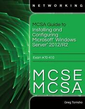 Bundle: MCSA Guide to Installing and Configuring Microsoft Windows Server 2012