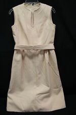 "VINTAGE HOWARD WOLF Pink ""Party"" Dress W/Matching Belt, Womens Size 12"