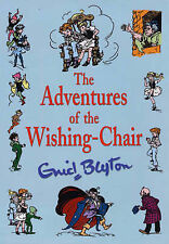 Adventures of the Wishing-chair, Enid Blyton