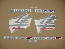 GSX 1300R Hayabusa 2003 complete decals sticker graphic kit set transfers motor