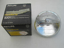 NEW 5001 PHILIPS SEALED BEAM HEADLAMP 0008265499 For MERCEDES BENZ 1971-2010