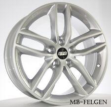 BBS SX plata llantas de aluminio 18 pulgadas 10013375 VW