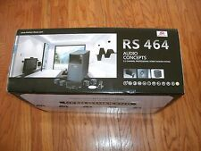 NEW!! Ashton-Ross Audio Concepts Pro-Series RS 464 Home Theatre System