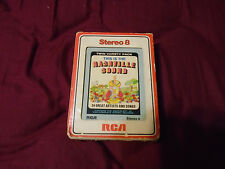 """""""This is the Nashville Sound"""" - Various: 8 TRACK TAPE WITH COVER"""